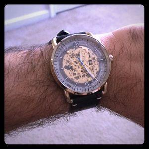Men's Fossil brand watch